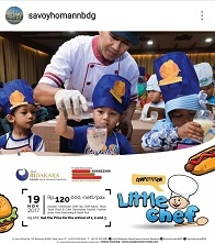 Competition Little Chef