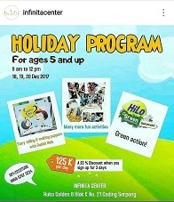Holiday Program with Infinita Center