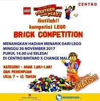 Lego Brick Competition