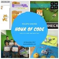 Hour of Code with KodeKiddo Coding School