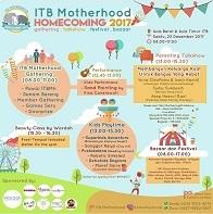 ITB Motherhood Homecoming 2017