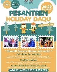 Pesantren Holiday Daqu