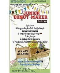 Junior Donut Maker