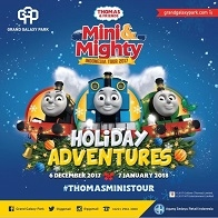 Holiday Adventures with Mini & Mighty