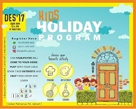 Kids Holiday Program with Langkahku