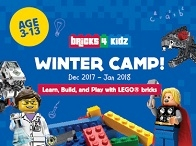 Holiday Camp with Bricks 4 Kidz