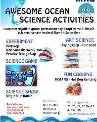 Awesome Ocean Science Activities