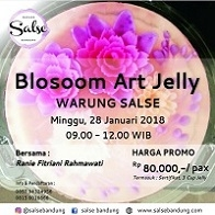 Blossom Art Jelly