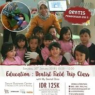 Dentist Field Trip Class