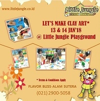 Let's Make Clay Art