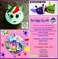 One Happy Day with Little Pony