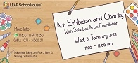 Art Exhibition and Charity