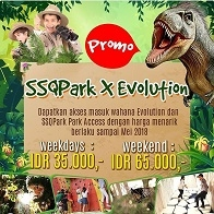 SSQPark dan Evolution