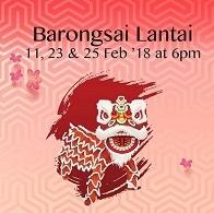 Barongsai Lantai