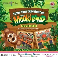 Enjoy Your Experiences with Mookiland