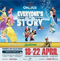 Disney On Ice Everyone's Story