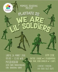 We Are Lil' Soldiers