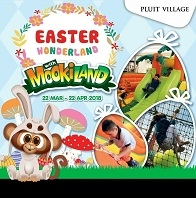 Easter Wonderland with Mookiland