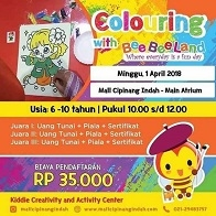 Colouring with Bee Bee Land