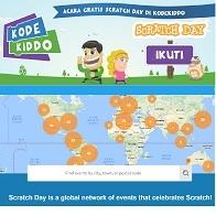 FREE Event - Global Scratch Day with KodeKiddo