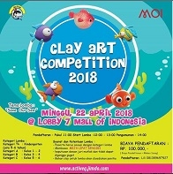Clay Art Competition 2018