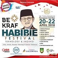 Be Kraf Habibie Festival