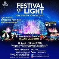 Festival Of Light Madiun