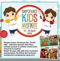 Kids Market di Emporium Pluit Mall