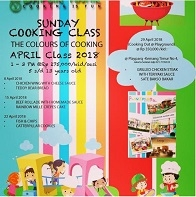 Sunday Cooking Class