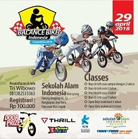 Balance Bike Indonesia Competition 2018