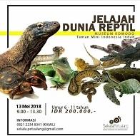 Jelajah Dunia Reptil