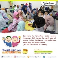 "Pesantren Kilat Sains ""Islamic Young Inventors"""