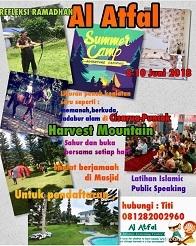 Al Atfal Summer Camp Adventure Camping