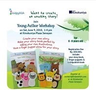 Young Author Workshop