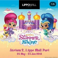 Meet & Greet with Shimmer & Shine