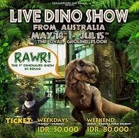 Live Dino Show
