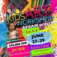 Kids Art Workshop