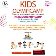 Kids Olympic Camp