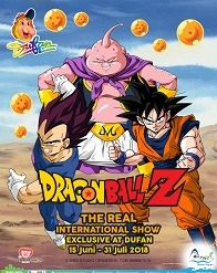 The Real International Show Dragon Ball Z