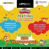 Play Doh Festival