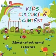 Kids Colouring Contest