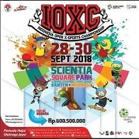 IOXC (Indonesia Open X-Sport Championship) at Scientia Square Park