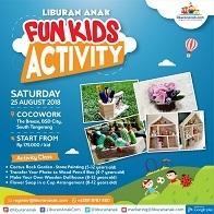 Fun Kids Activity with Liburan Anak