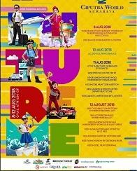 FUTUREME at Ciputra World Surabaya
