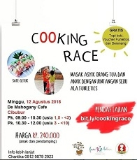 Cooking Race