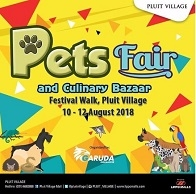 Pet Fair and Culinary Bazaar at Pluit Village