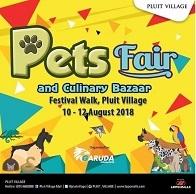 Pet Fair and Culinary Bazaar at Pluit Village