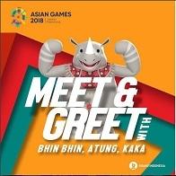 Meet & Greet Bhin Bhin, Atung & Kaka