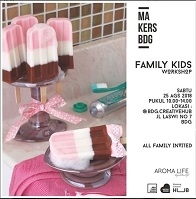 Soapmaking Workshop for Kids & Family