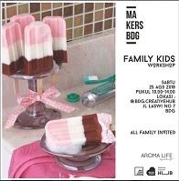 Soapmaking Workshop for Kids & Family